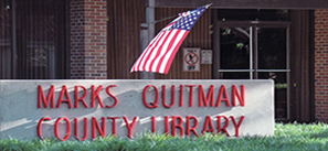 Marks Quitman County Library Website
